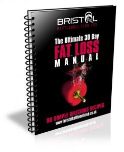 30 day fat loss manual
