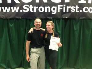 sam murray SFG kettlebell instructor