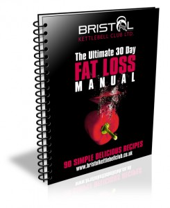 30 day fat loss manual