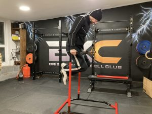 The pull up mate in action